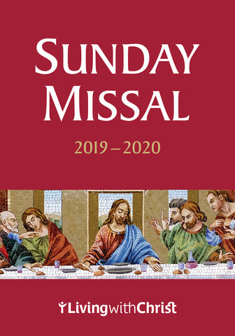 Living with Christ Sunday Missal 2019-2020