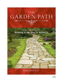 The Garden Path: Walking in the Way of Salvation (worship kit on CD)