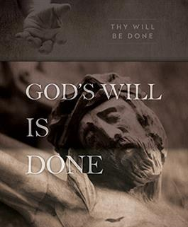 Thy Will Be Done - Good Friday Blank (sold in sets of 50)