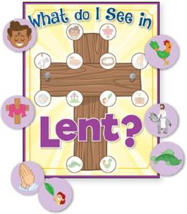 What Do I See In Lent?