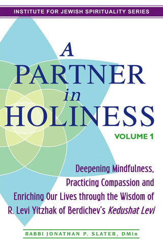 A Partner in Holiness Vol 1: Deepening Mindfulness, Practicing Compassion and Enriching Our Lives through the Wisdom of R. Levi Yitzhak of Berdichev's <em>Kedushat Levi</em>