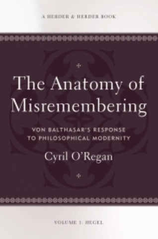 Anatomy of Misremembering Vol 1: Hegel