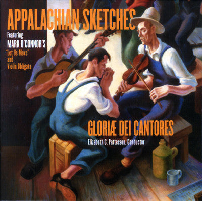 Appalachian Sketches CD