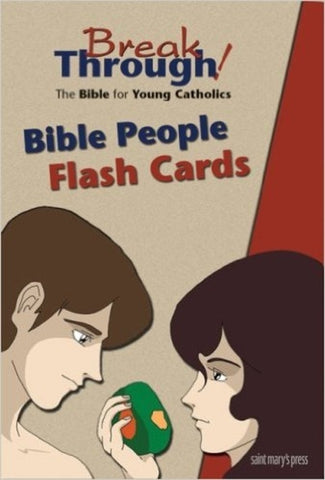 Breakthrough! Bible People Flash Cards