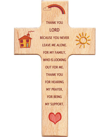 Thank you - Wood Cross