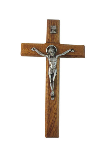 Walnut Wood Cross