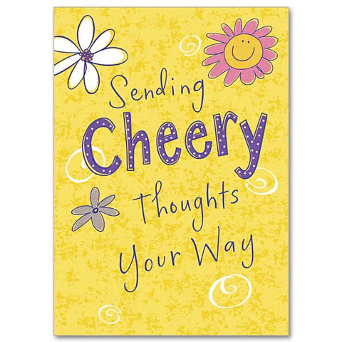 Get Well Cards - Novalis Spring Sale
