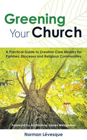 Greening Your Church (EBOOK VERSION)