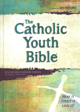 Catholic Youth Bible, NRSV (4th Edition) - Hardcover