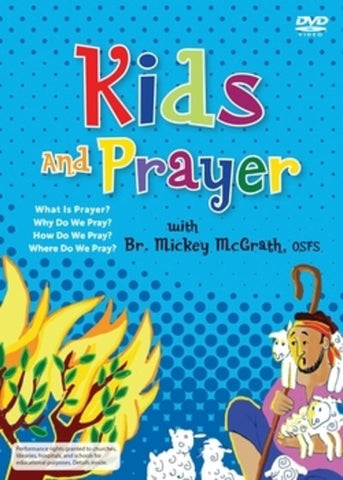 Kids and Prayer DVD