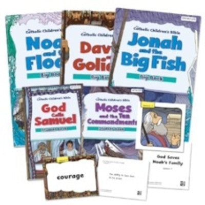 Complete Big Book Set Package