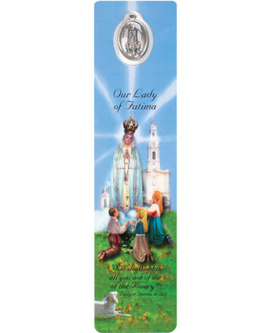 100th Anniversary our Lady of Fatima Bookmark