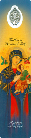 Bookmark - Lady of Perpetual Help // CT19