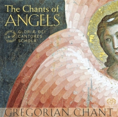 The Chants of Angels (CD)