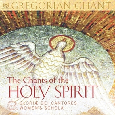 The Chants of the Holy Spirit (CD)