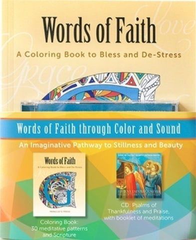 Words of Faith Color and Sound Set