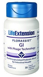 FLORASSIST® GI with Phage Technology