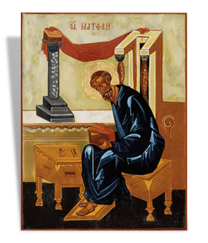 St. Matthew the Evangelist