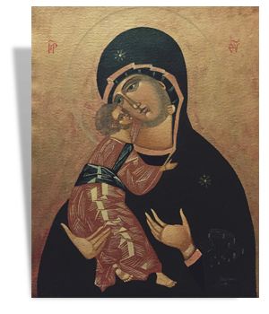 The Virgin of Vladimir