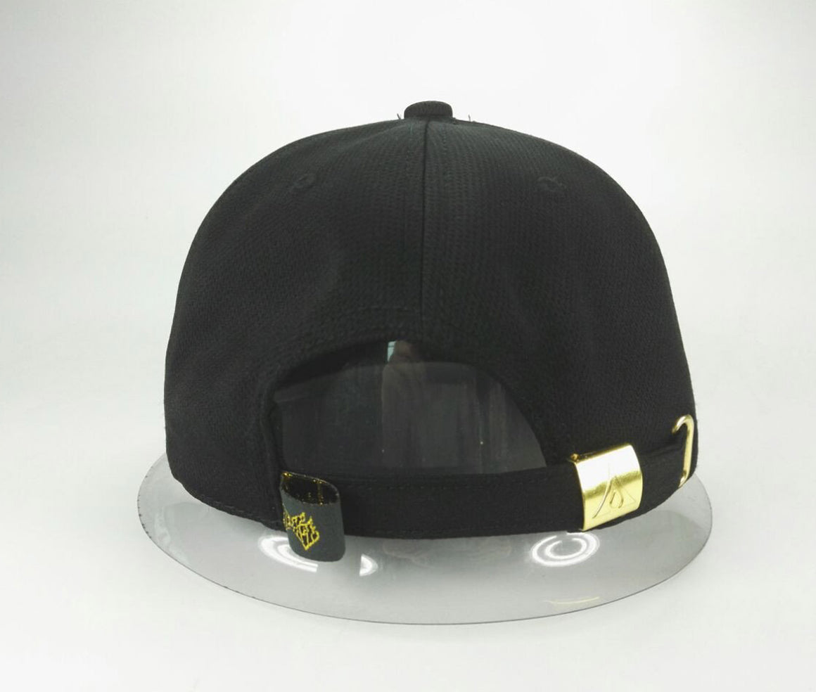 "Auric Gold ""OG"" Logo Premium Poly-Mesh Adjustable Cap Limited Release 79-0009"