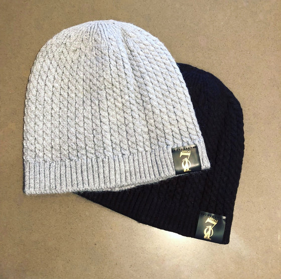 "Auric Gold 100% Cashmere ""710"" Beanie Limited Release 79-0019"