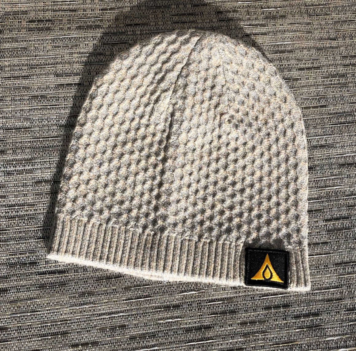 "Auric Gold 100% Cashmere ""Throwback OG"" Beanie Limited Release 79-0021"