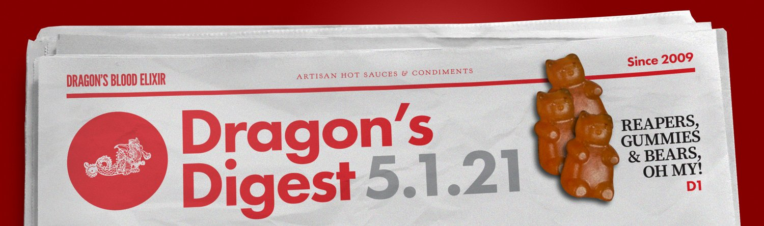 Dragon's Digest 5.1.2021