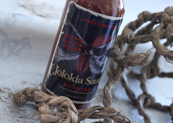 Dragon's Blood Elixir Jolokia