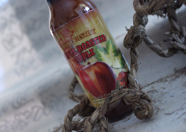 Dragon's Blood Elixir Maple Roasted Apple