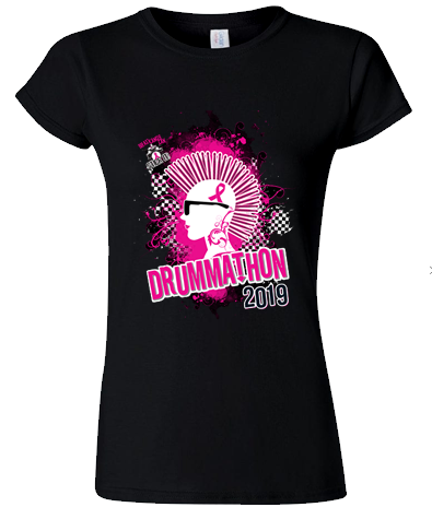 Drummathon 2019 Women's Shirt
