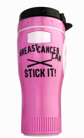 *NEW* Breast Cancer Can Stick It! Tumblers
