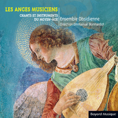 CD Les anges musiciens // CN19