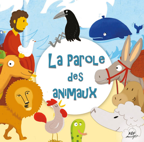 CD La paroles des animaux