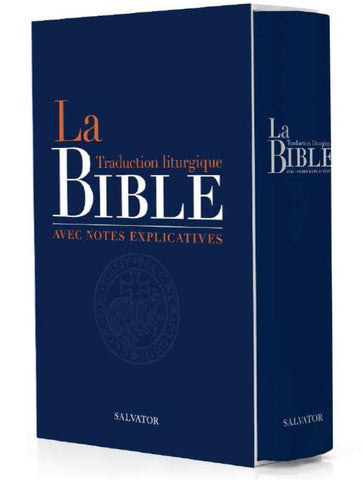 La Bible – Traduction liturgique