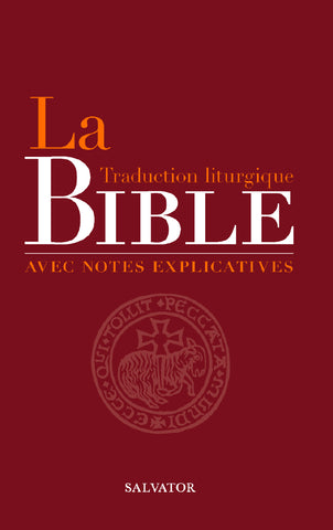 La Bible – Traduction liturgique  Version de luxe