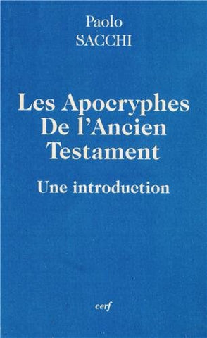 Apocryphes de l ancien testament une introduction