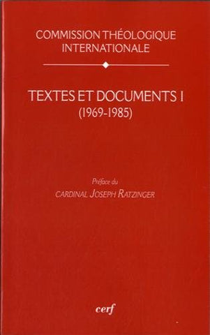 Textes et documents 1969 85