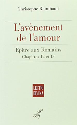 L'Avenement de l'Amour