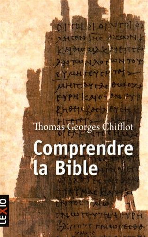 Comprendre la Bible