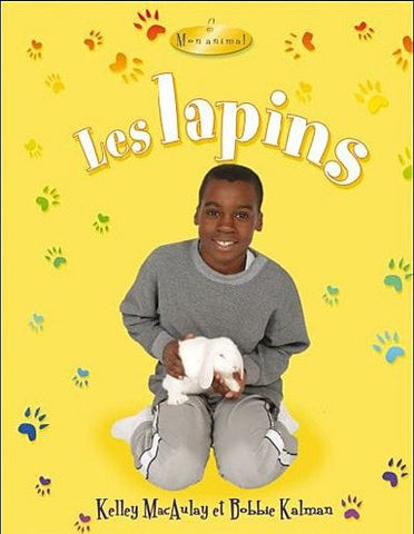 Les Lapins (Rabbits) (Petit Monde Vivant (Small Living World))