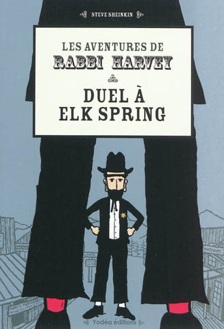 Les aventures de Rabbi Harvey - Tome 3
