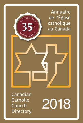 Annuaire de l'Église catholique au Canada 2018/Canadian Catholic Church Directory 2018