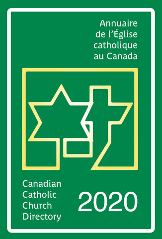 Annuaire de l'Église catholique au Canada 2020/Canadian Catholic Church Directory 2020