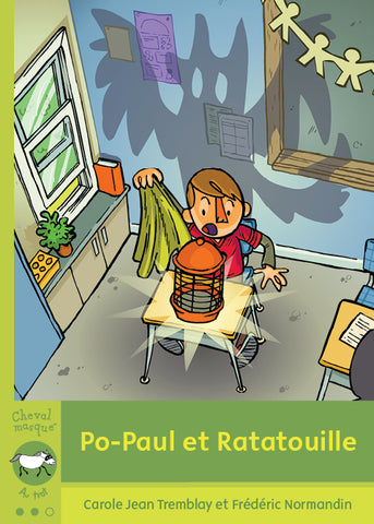 Po-Paul et Ratatouille