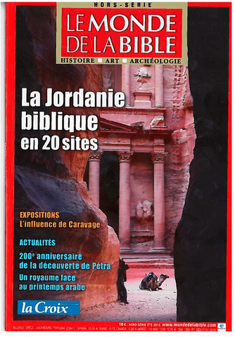 HSBIB - La Jordanie biblique en 20 sites