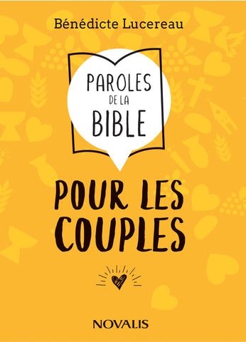Paroles de la Bible pour les couples