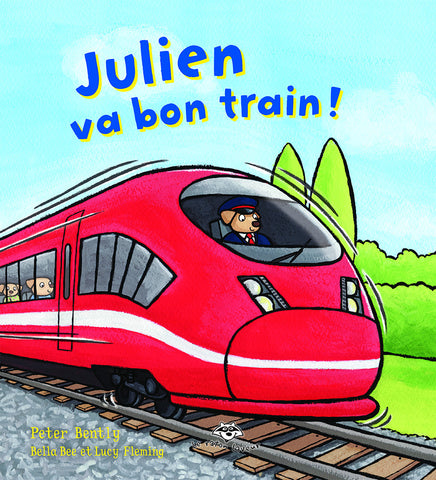 Julien va bon train!