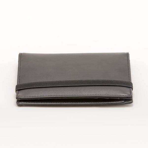 Leather RFID Passport Cover Wallet