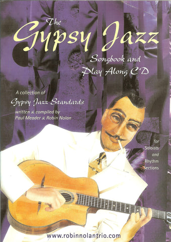 Gypsy Jazz Songbooks & Licks Books
