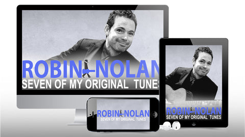 7 Original Tunes by Robin Nolan